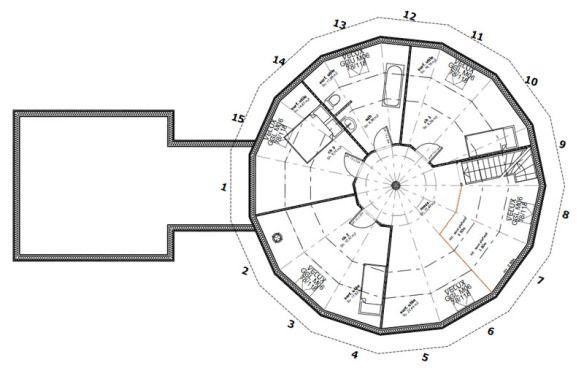Les plans d\u0027intérieurs Conception