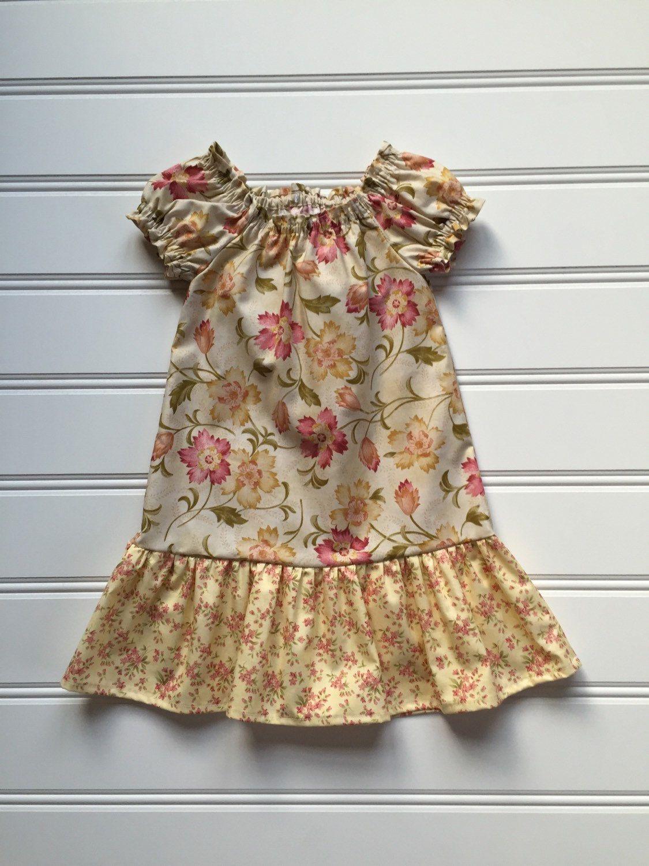 Toddler easter dress girl easter dress little girl dress girl