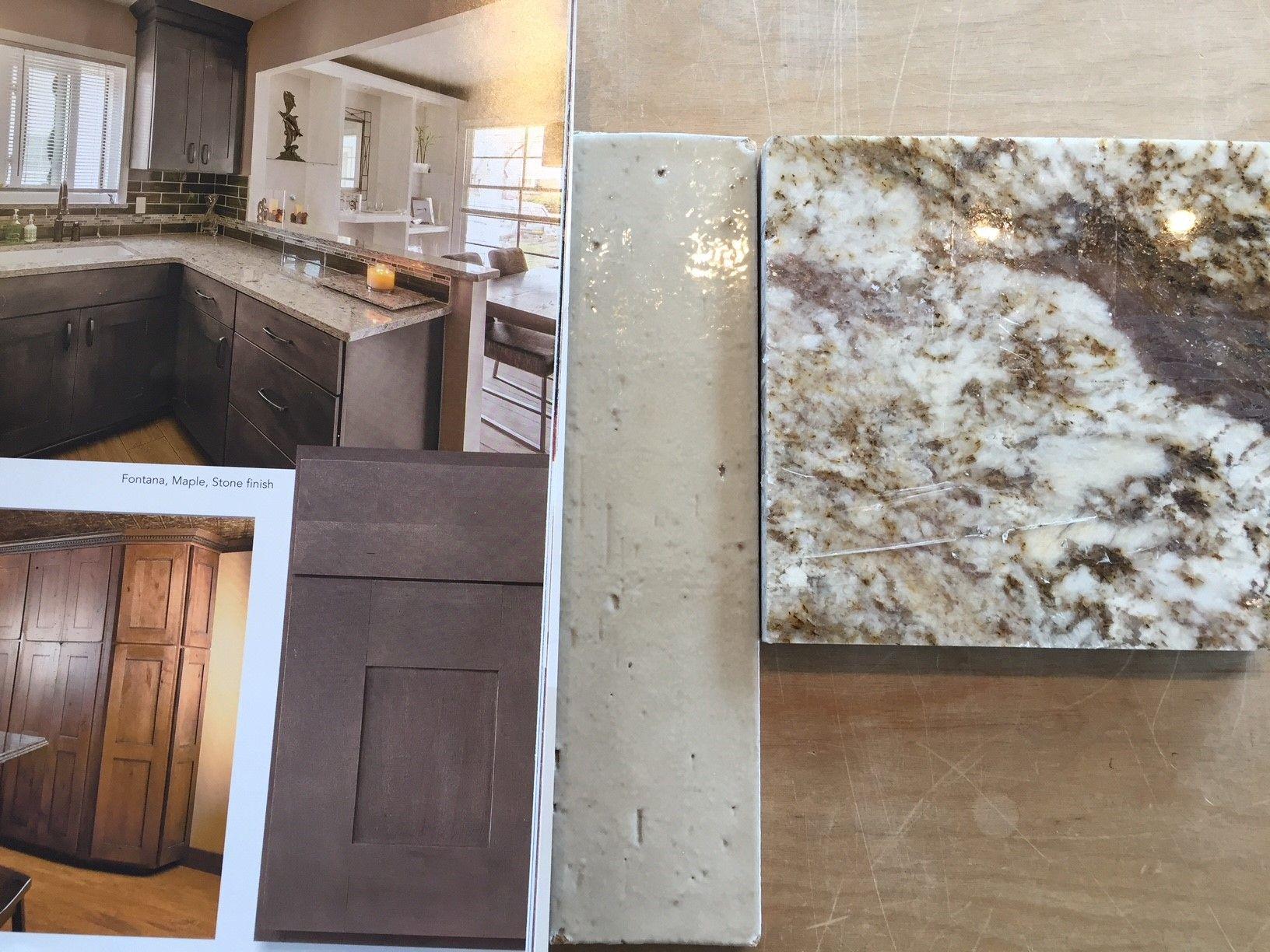 Kitchen Backsplash Long Format Cream Colored Subway Tile With