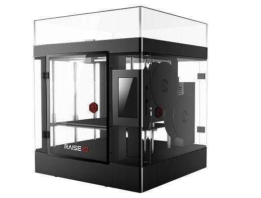 Hassas, Güvenli ve Büyük Raise3D ile Standartların Üzerinde 3D - resume printing