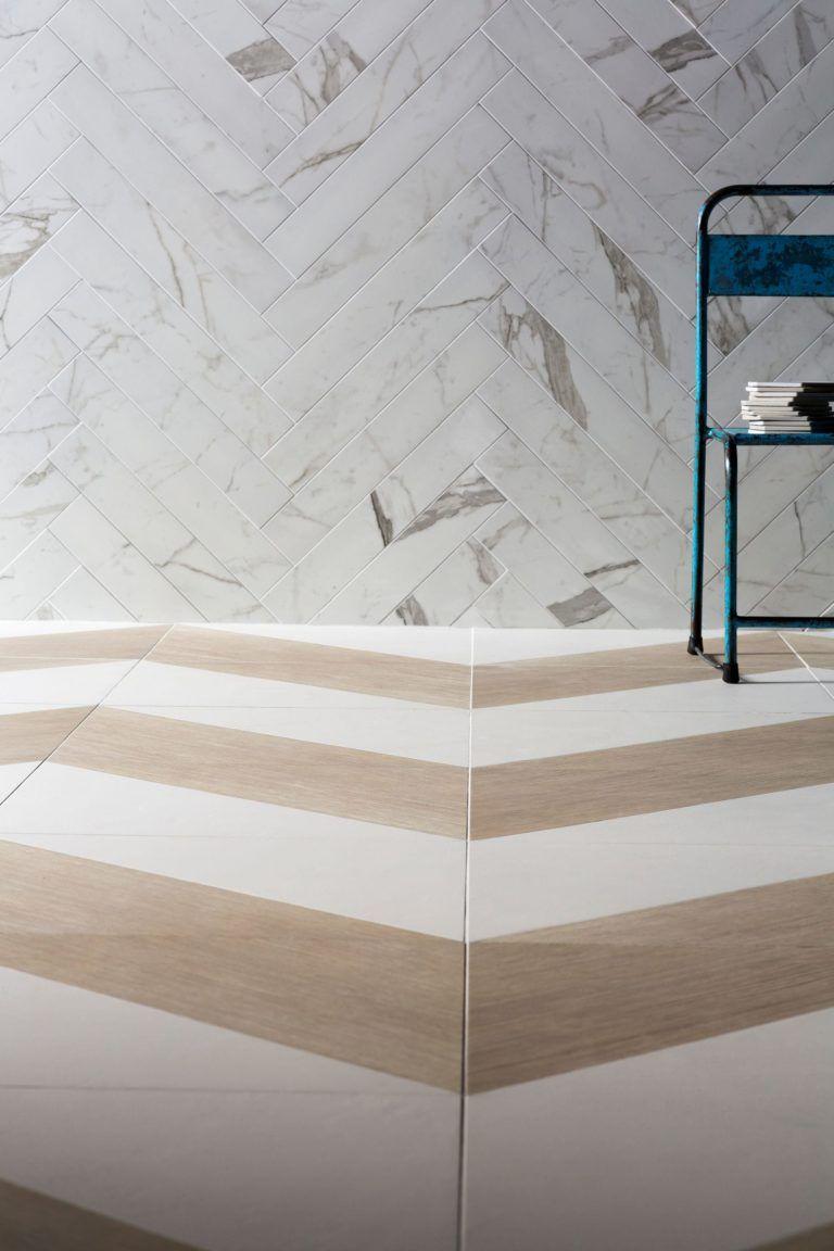 Browse Colour Block Oak White Blend Porcelain online at Mandarin ...