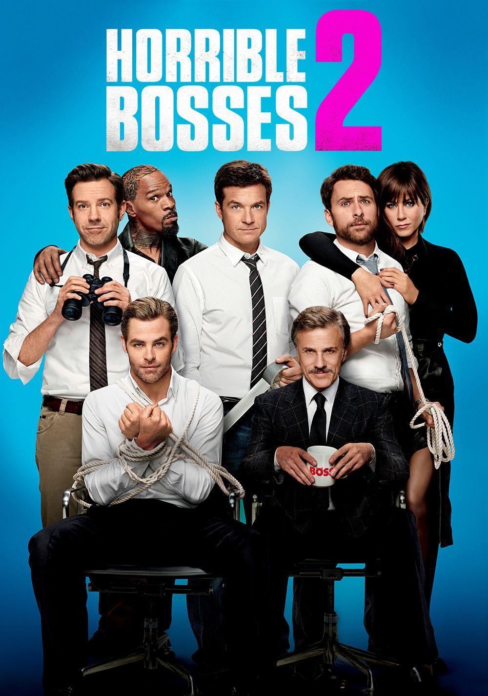 Horrible Bosses 2 Patrondan Kurtulma Sanati 2 1080p Altyazili Izle Horrible Bosses Movie Horrible Bosses Comedy Movies