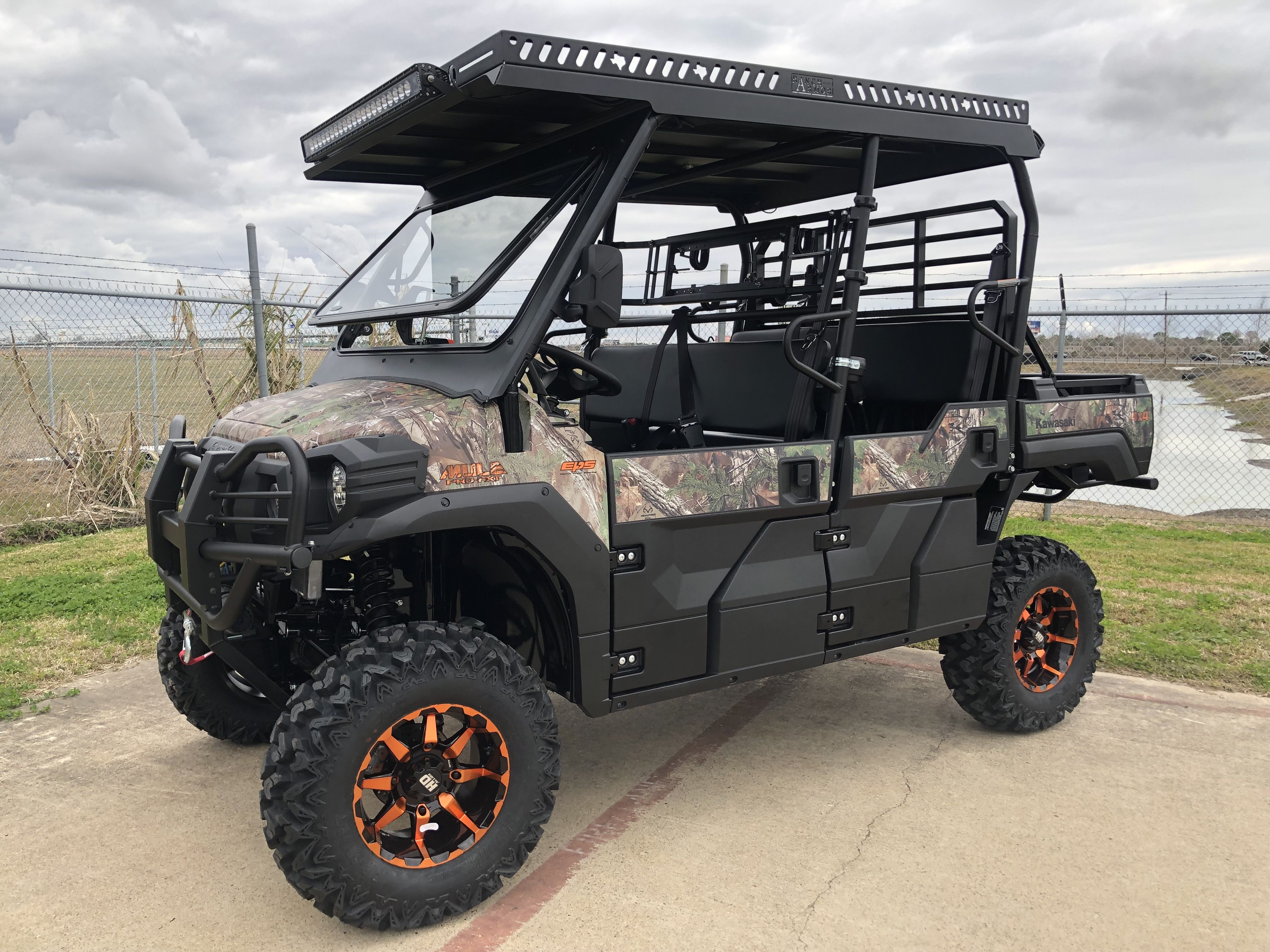 Check our our latest Mule Pro FXT build that went home with