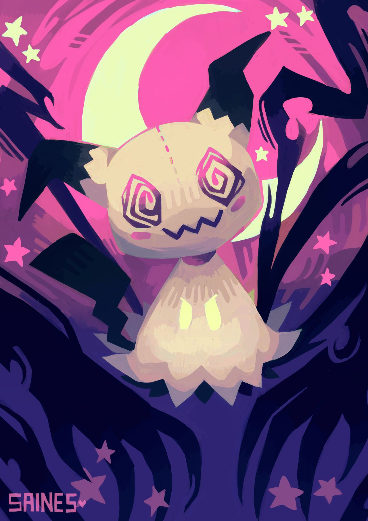 Mimikyu art pinterest pokémon anime and pokemon stuff
