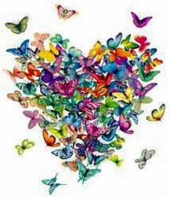 Healing  - Heartfelt gratitude for the beauty butterflies bring to life.