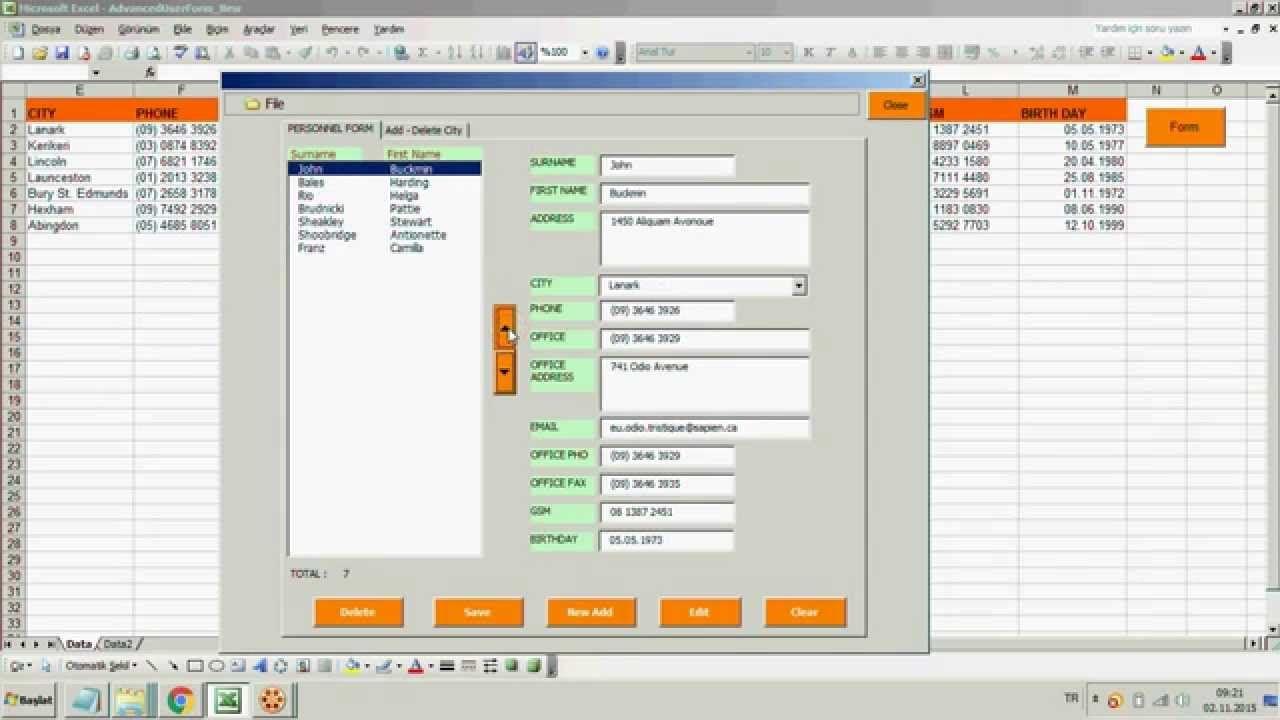 Excel Vba Listview Column Width Autofit - autofit column ...