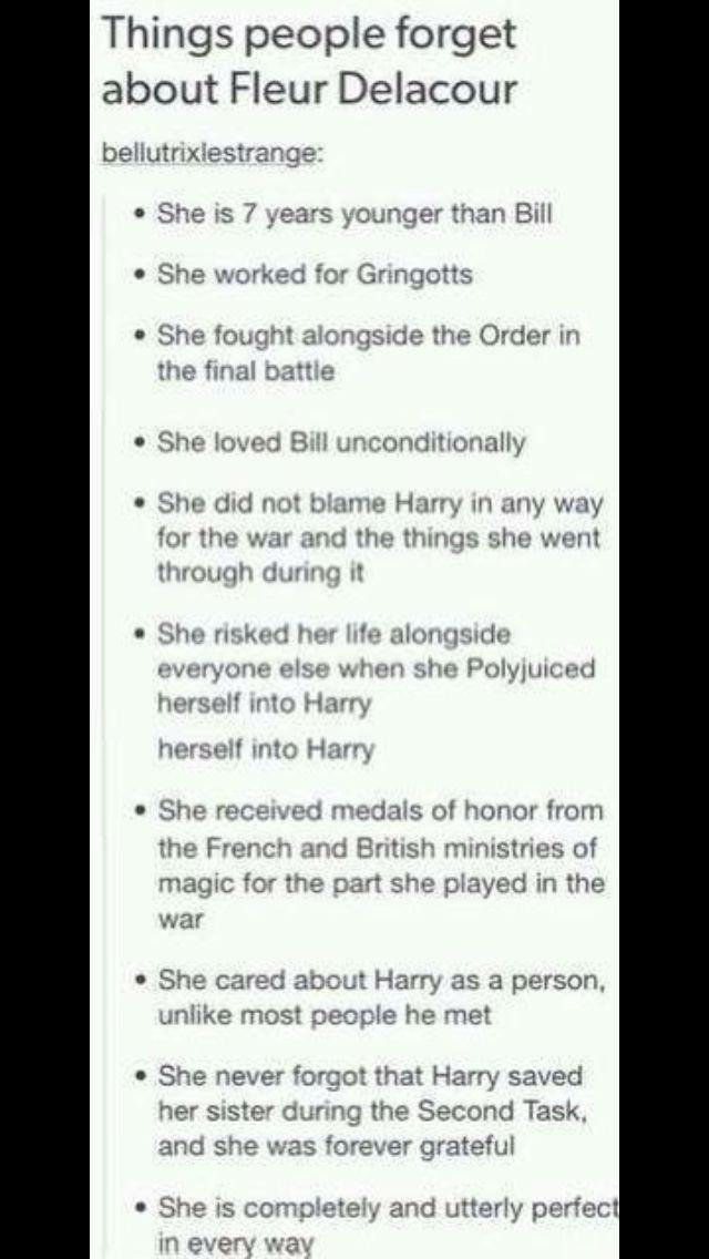 Fleur Delacour Harry Potter Fanfiction Hogwarts Mischief Managed