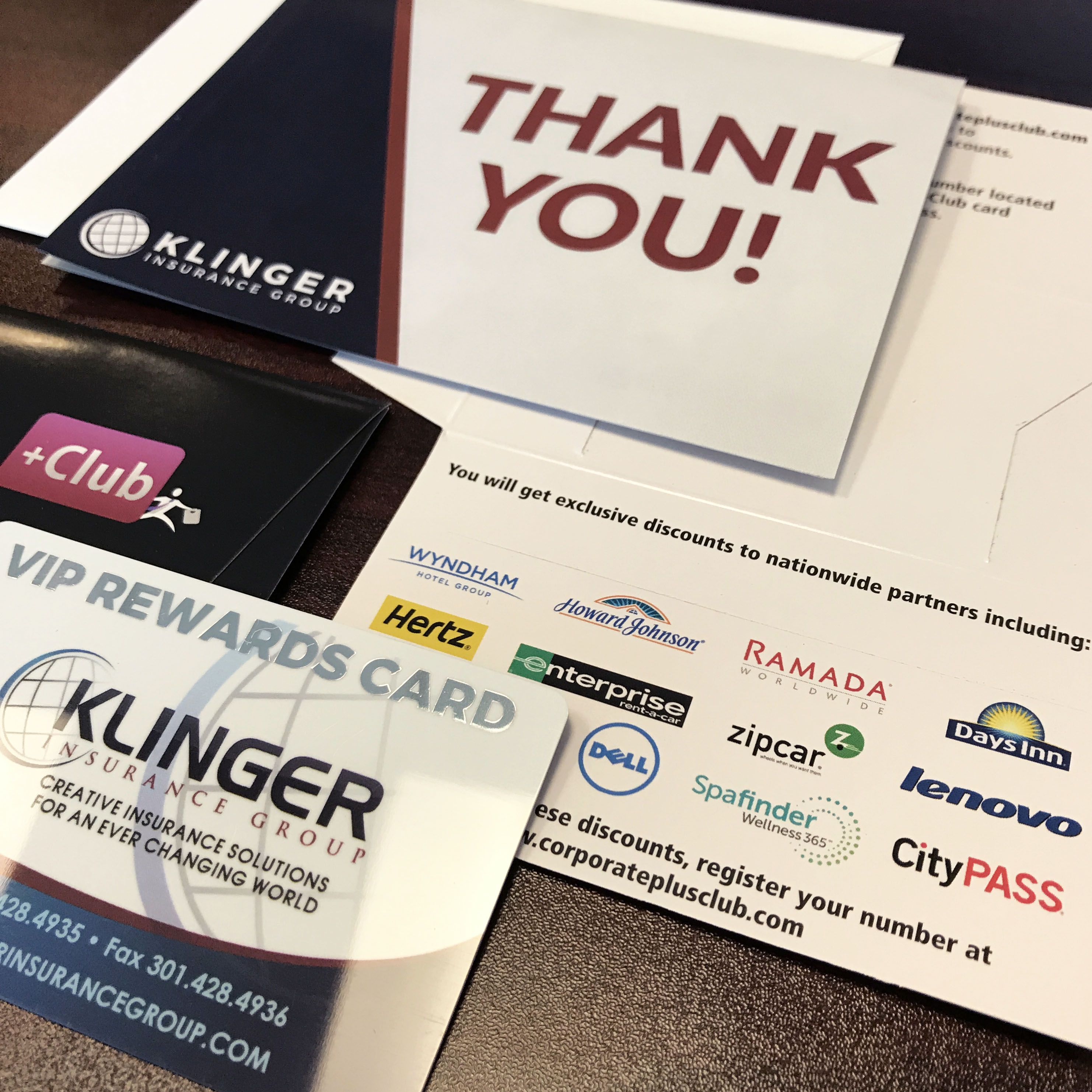 Coming soon to your mailbox! Klinger Insurance Group is