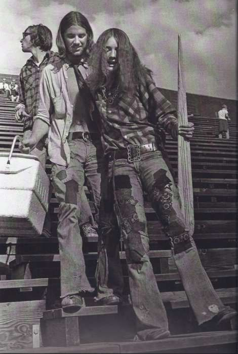Vintage Denim | Mode hippie, Mouvement hippie, Mode homme
