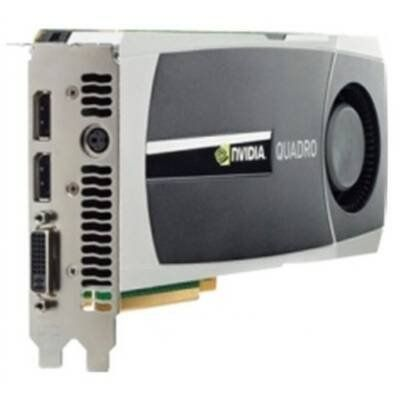 HP WS096AT Quadro 5000 2 5GB GDDR5 PCIE Video Card for Workstation