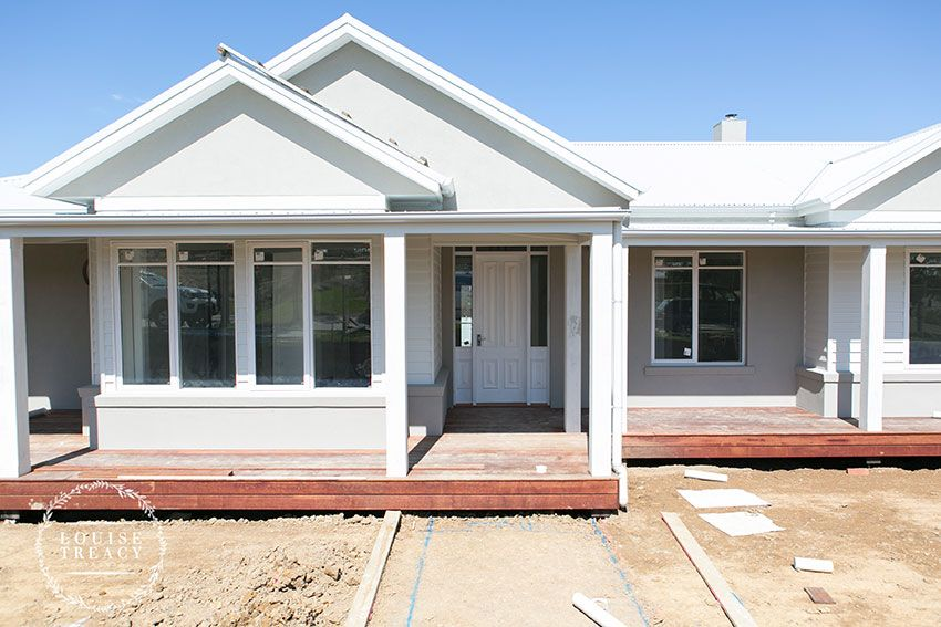 Our Forever Home Mum Pinterest Weatherboard House