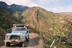 #Landrover #Defender 110 HT THE BIG TRIP : Colombia, Venezuela