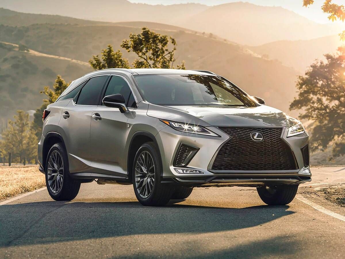 Say Hello To The Amazing New 2020 Lexus Rx350 With Images