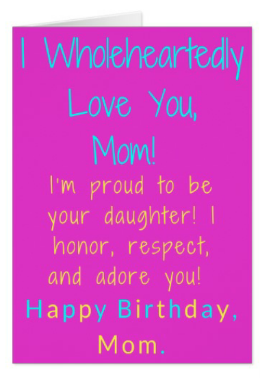 African American Birthday Greeting Card For Mom Mother And Mama Africanamerican Greeti Birthday Wishes For Mom American Greetings Cards American Greetings