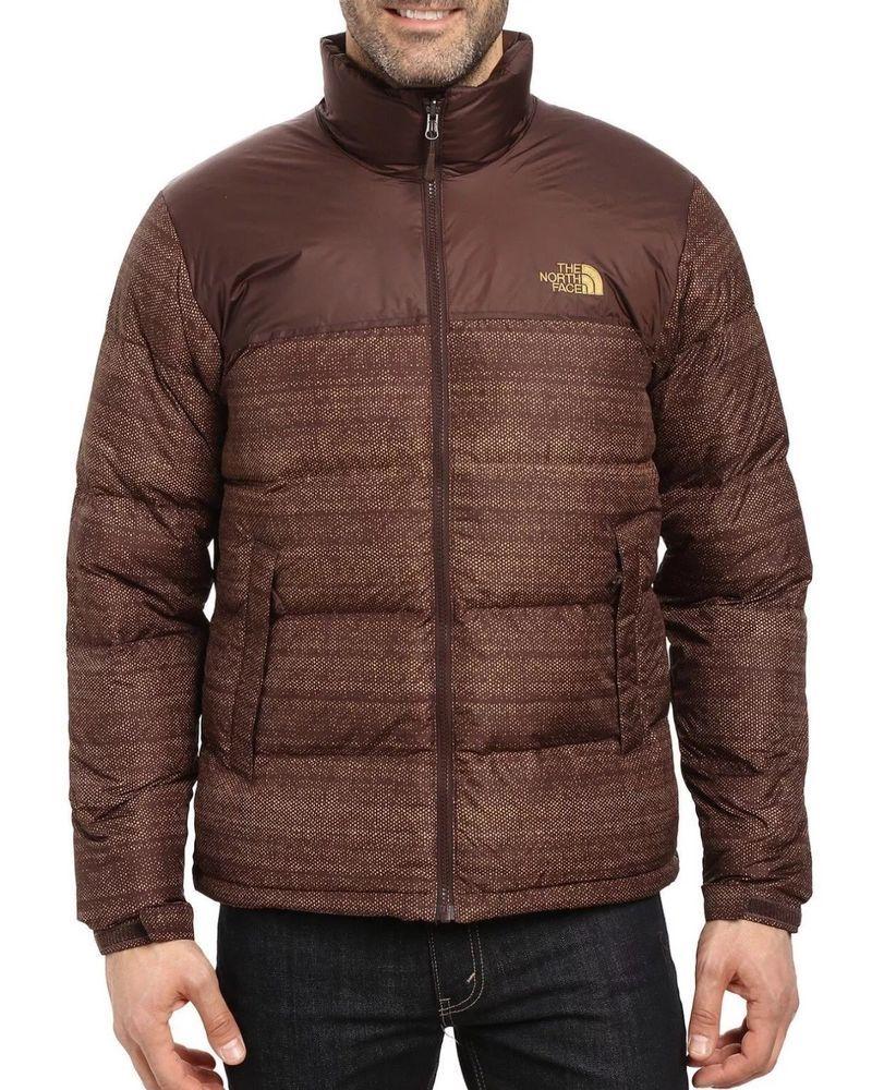 The North Face Men Nuptse 700 Down Jacket Coffee Bean Brown X Large Bnwt North Face Mens North Face Nuptse Nuptse Jacket [ 1000 x 811 Pixel ]
