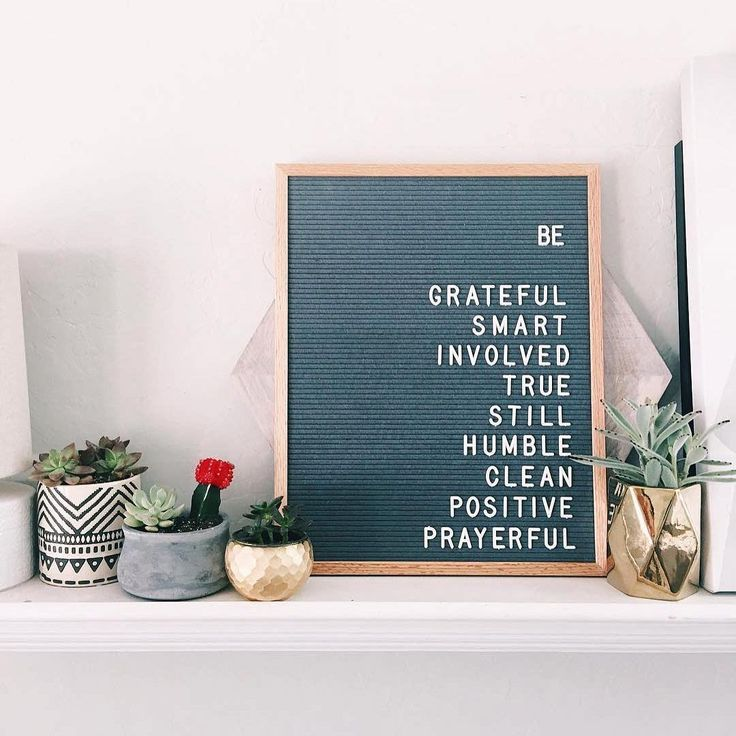Message Board Quotes, Letter Board