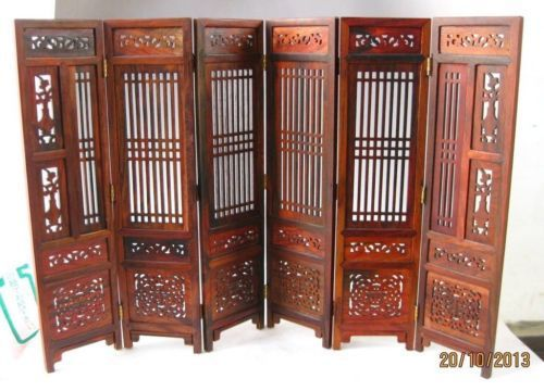 Exquisite Chinese Classical Hand-carved Boxwood Mini Decorative