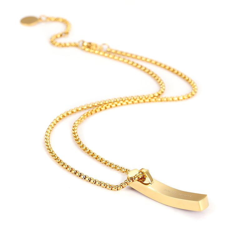 wholesale fashion# dubai gold necklace jewelry - Stainless steel ...