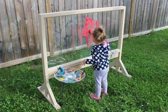 Playground Painting Preschool