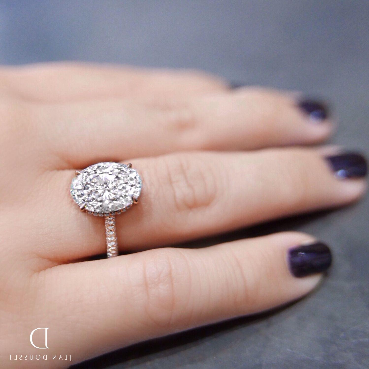 Engagement Rings Direct Diamond + Steven Kirsch Setting | Ring ...