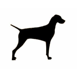 vizsla silhouette dog breeds pinterest hungarian schnauzer clipart black and white schnauzer clipart without ears cropped