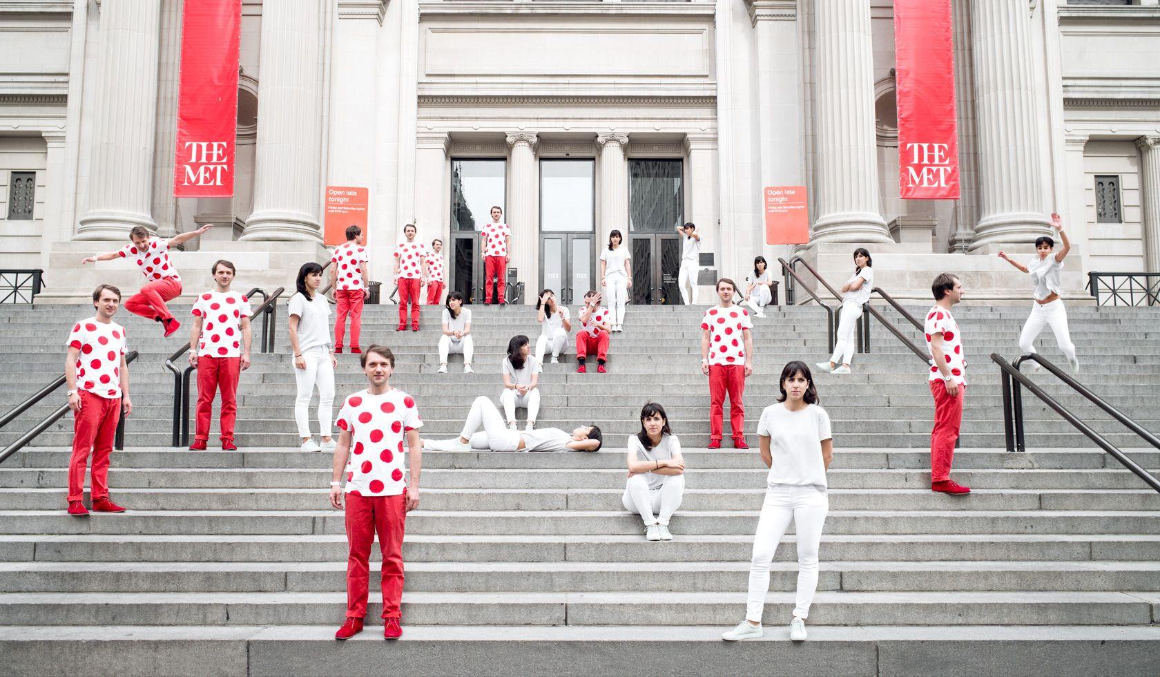 """Consulta este proyecto @Behance: """"The Met"""" https://www.behance.net/gallery/45168631/The-Met"""