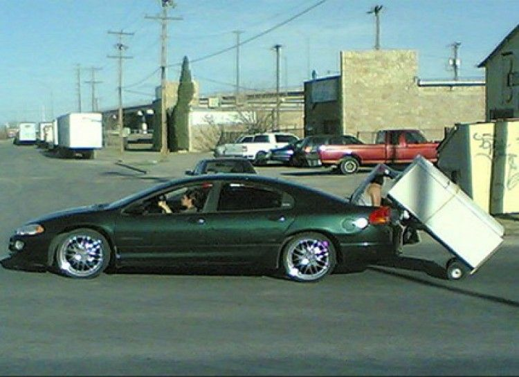 13 Crazy Car Transformations Weird cars, Car, Youre