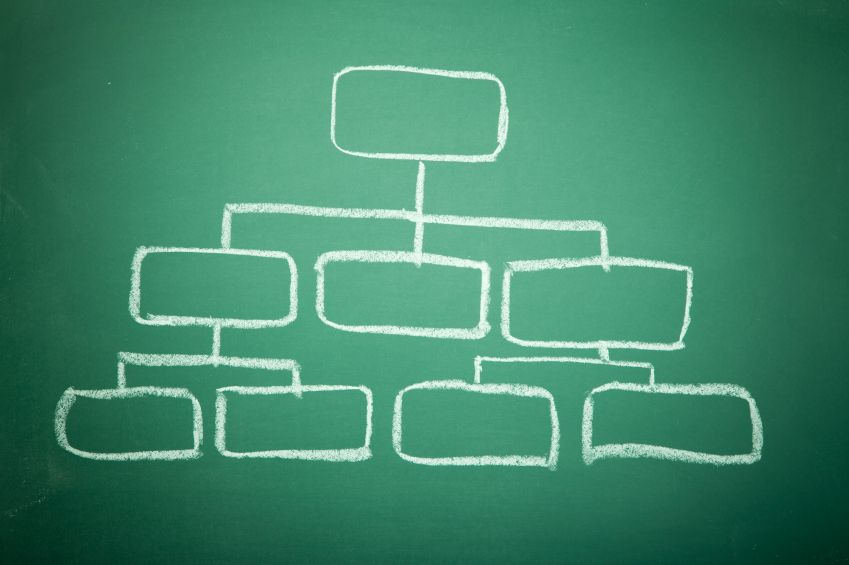 This is great for any business looking to restructure their - blank organizational chart