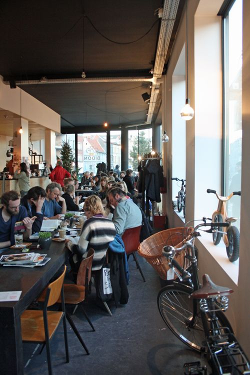 Bar BIDON Coffee & Bicycle - Gent