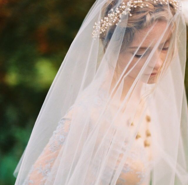 Dreamy bridal photography