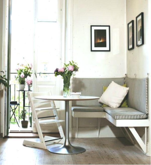 Dining Room Corner Decorating Ideas Space Saving Solutions: Stylish Breakfast Area Design Ideas