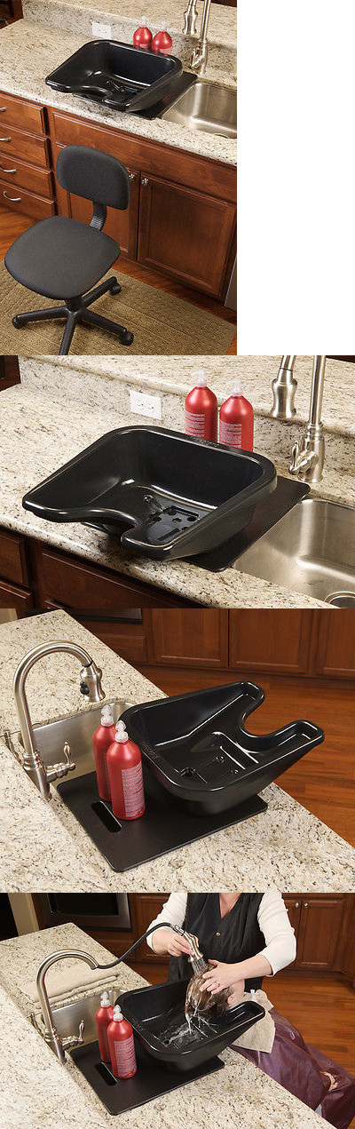 Backwash Units And Shampoo Bowls Portable Shampoo Bowl Usa Made - Portable shampoo bowl for kitchen sink