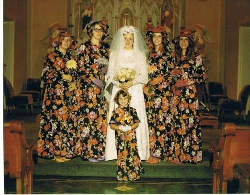 Worst Wedding Party Ever