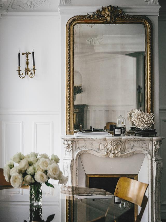 Photo of A pastry chef's impeccable Parisian apartment