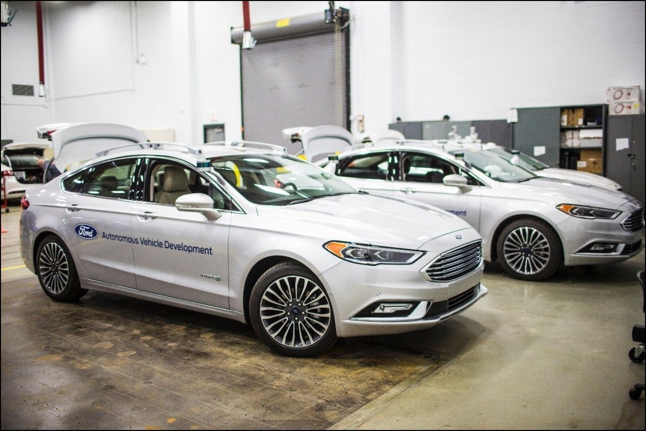 Ford 2021 Self Driving Car Review And Picture (With images