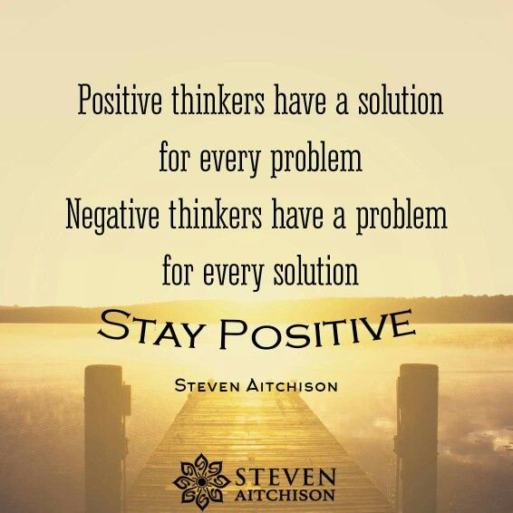 Positive Thinker Quotes Images 3