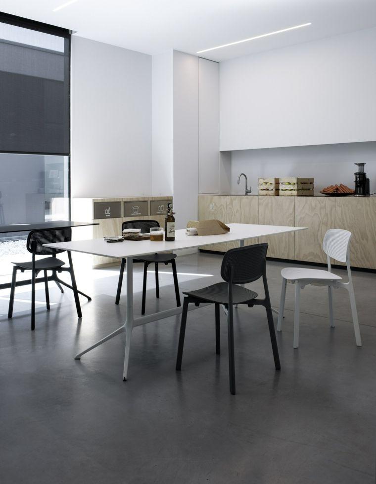 cocina moderna diseñada por ELEPHANT Kristalia | Interiores para ...