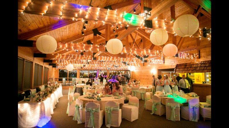 Myth Golf And Banquets Oakland Michigan Lodge Wedding Wedding