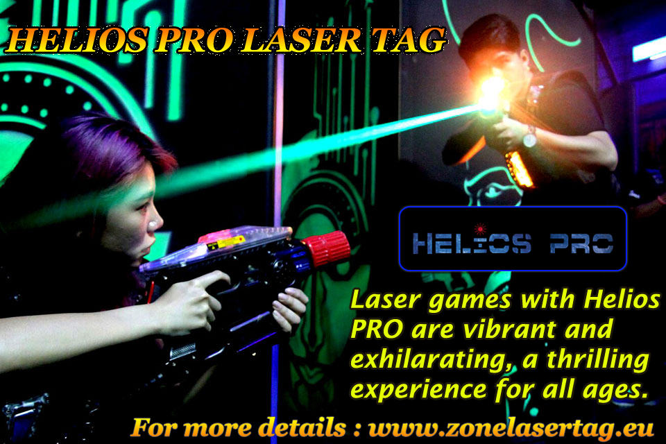Helios Pro Indoor Laser Tag System From Zone Laser Tag Europe Laser Tag Tag System Laser
