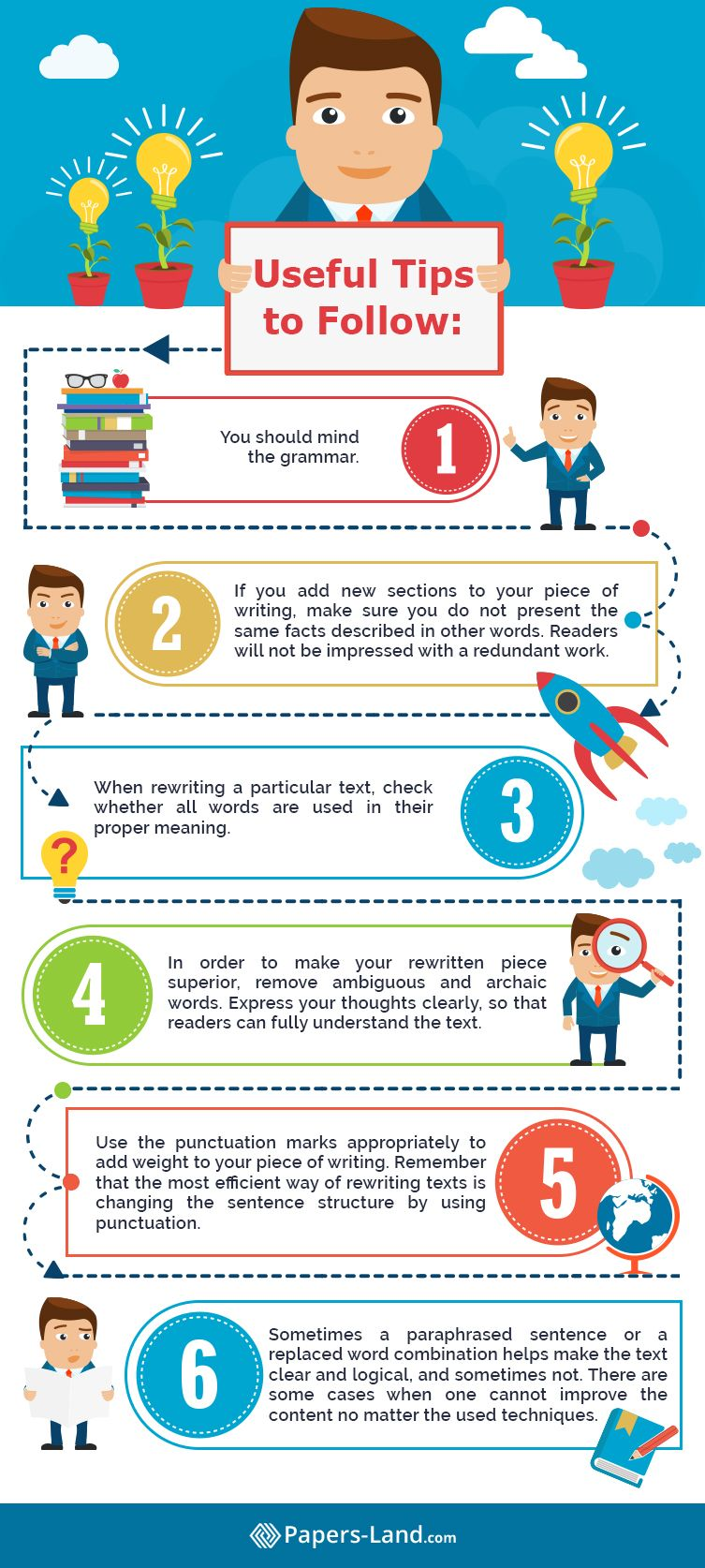 How To Paraphrase In A Paper Land Com Infographic Marketing The Following Statement Do You Agree Or Disagree