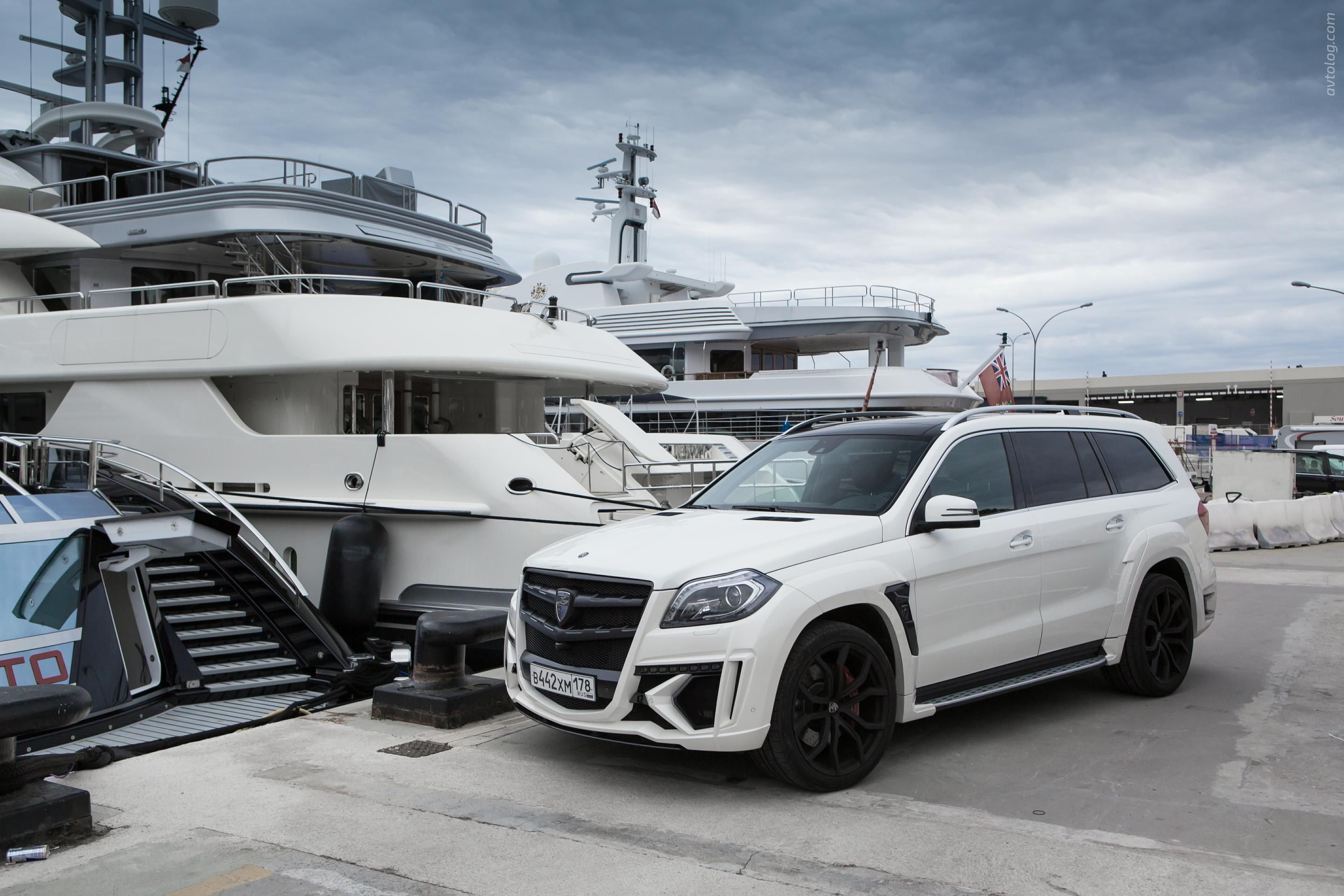 Great 2015 Larte Design Mercedes Benz GL 63 AMG Black Crystal #Segment_J  #Larte_Design #