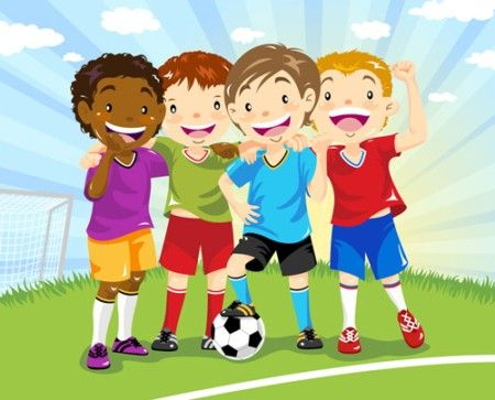 Pin By Becky Sommerfeld On Vbs 2018 Kids Soccer Team Sports Team Banners Soccer Team Banners