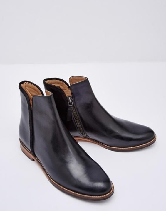 Westminster Ankle Boots | Boots, Black