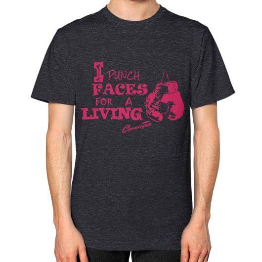 Miesha tate new shirt Unisex T-Shirt (on man)