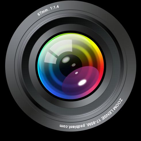 Slr Camera Lens, Vector Material, Camera Lens, Slr Cameras