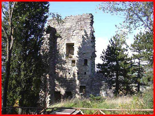 Castello di corzano frazione di bagno di romagna castelli - Bagno di romagna provincia ...