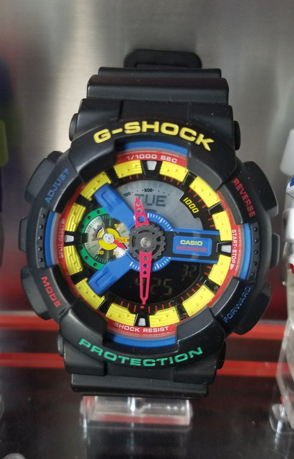 c00df5c3a206 G-SHOCK GA-110DR-1 DEE & RICKY LIMITED EDITION   my G-Shock ...