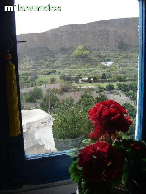 Casa house en las alpujarras view from a kitchen window - Milanuncios com casas ...