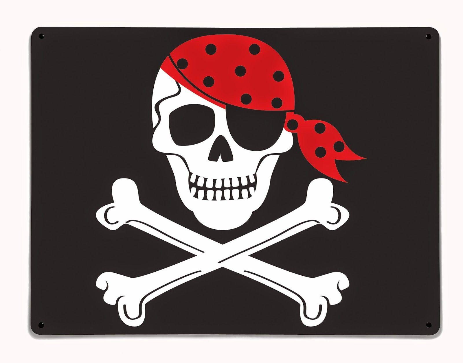 пират с флагом картинка раскрасками английском языке