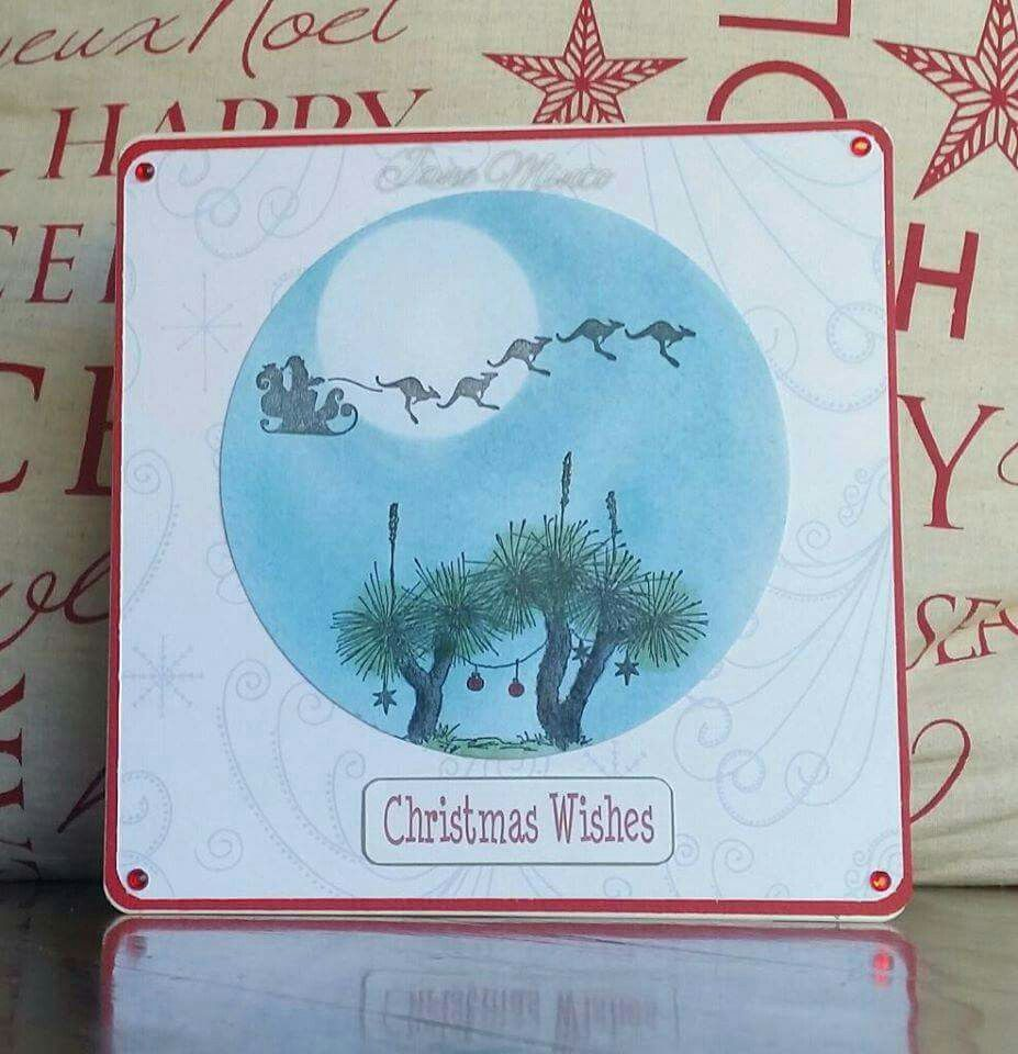 Australian night sky christmas my christmas cards pinterest australian night sky christmas kristyandbryce Gallery